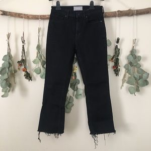 Everlane Cropped Flare Jean (26)
